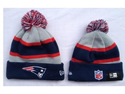 Buy Mitchell and Ness New England Patriots Knit Beanie Hats  75e812b70