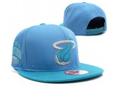 All Blue Miami Snpaback Hat