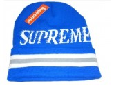 Blue Supreme Knit Beanie