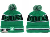 Boston Celtics Kint Beanie