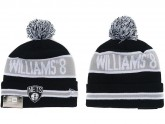 Brooklyn Nets Kint Beanie