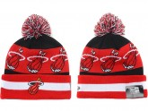 Cheap Miami Heat Kint Beanie