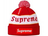 Cheap Red Supreme Beanie Hats