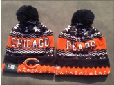 Chicago Bears Beanie Hat