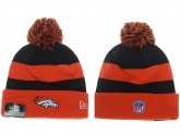 Denver Broncos Kintted Beanies
