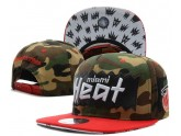Miami Snpaback Hat in Camouflage Pattern
