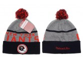 Mitchell and Ness New York Giants Knit Beanie Hats