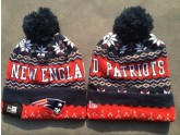 New England Patriots Beanie Hat