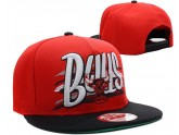 Red And Black Chicago Bulls Snapbacks