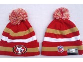 San Francisco 49ers Kintted Beanies